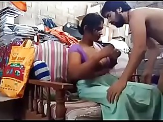 desi milf sex with boy