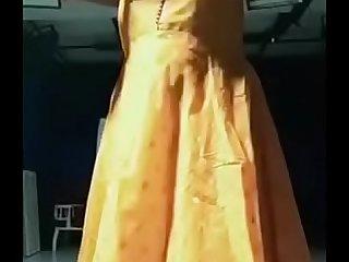Swathi naidu latest dress settlement part3