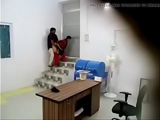 Desi bhabhi doing some curmudgeonly and hotty step with lover