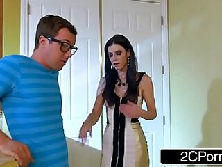 India Summer Teaches Some Stripling Cock