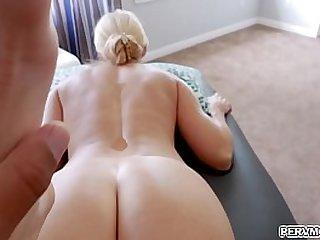 Special fuck massage  for stepmom India Summer