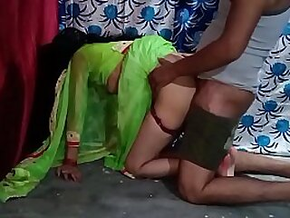 Desi village Bhabhi sex in habitation