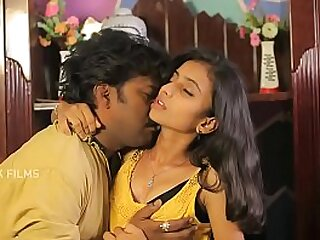 Young sexy desi has her boobs with an increment of ass grabbed in bgrade scene