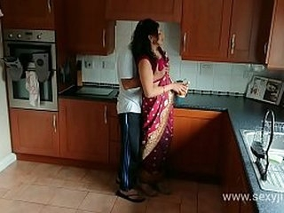 Bhabhi seduced by Devar after getting caught watching porn hindi audio