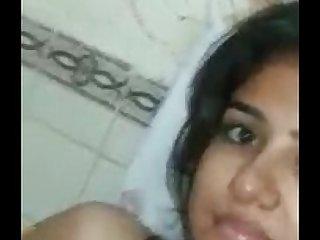 Pakistani Girl Komal showing more boobs