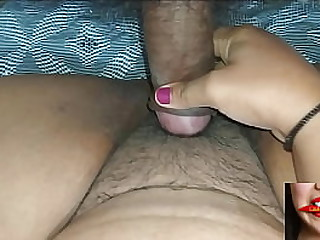 Desi Indian Couple Leaked Sextape Bhabhi